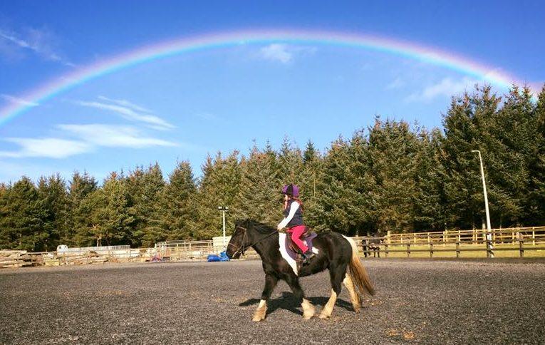 Under the Rainbow!